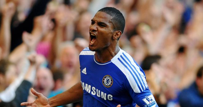 Florent Malouda: Tipped to leave Chelsea this summer and Santos may be interested