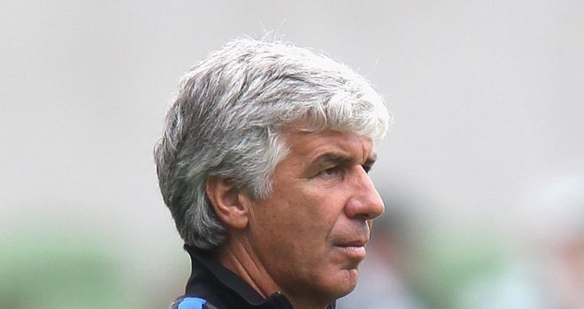 Gian Piero Gasperini: Has added some young talent to his squad