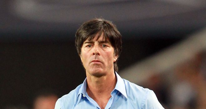 Joachim Low: Germany coach takes his team into Euro 2012 as one of the favourites