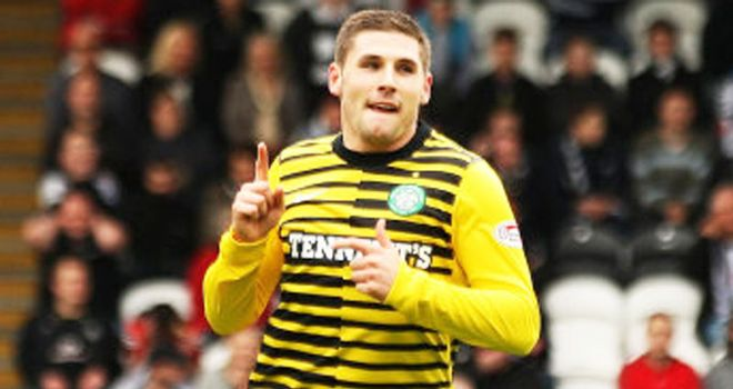 Gary Hooper: Has been a regular source of goals for Celtic since moving to Scotland