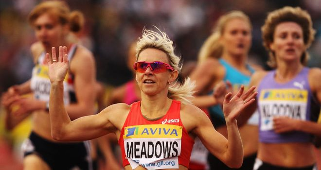 Meadows: Short chance to shine