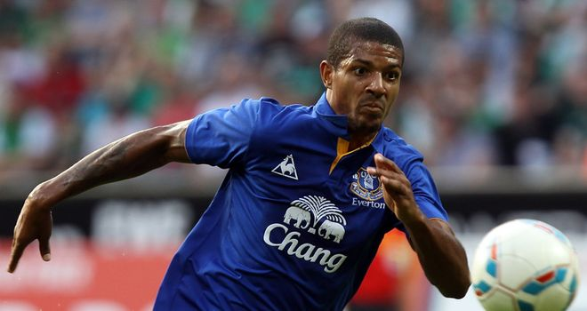 Beckford: Understood to have joined Leicester in £3m deal