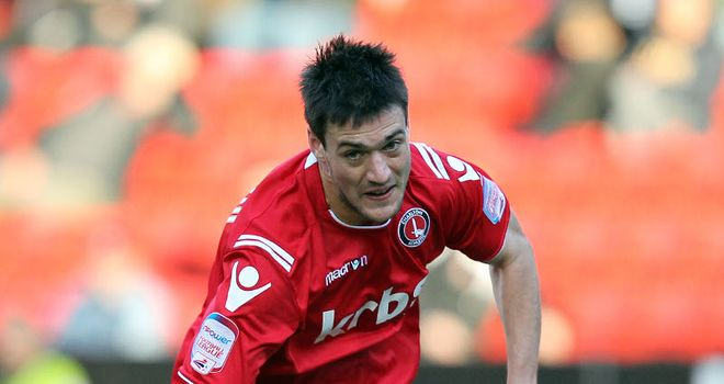 Jackson: Among the scorers as Charlton opened up a lead at the top of the League One table