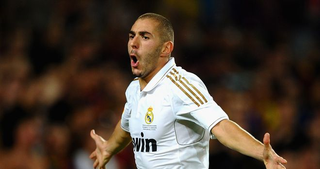 Benzema: Two-goal hero for Real in win over Getafe