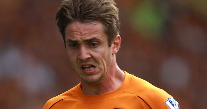 Kevin Doyle: Worried by the club's losing streak and says it is vital that they beat Swansea at home this weekend
