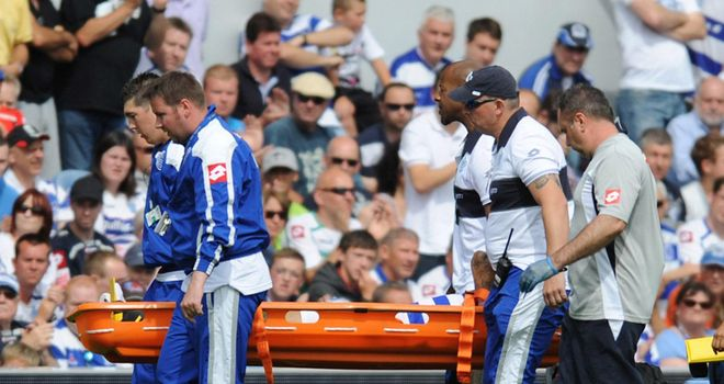 Kieron Dyer: Queens Park Rangers midfielder unlikely to play for the club again this season