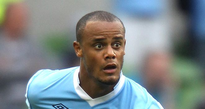 Kompany: Honoured to be captain but feels he has always been a leading figure at City
