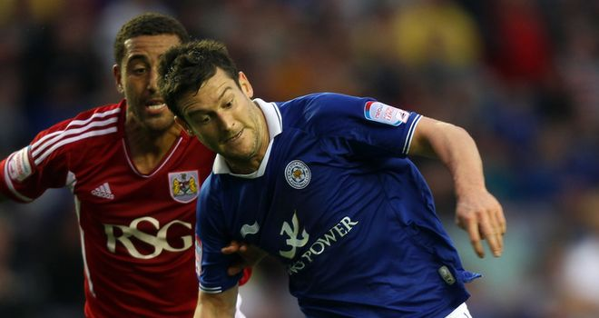 David Nugent: Enjoying life at Leicester under Sven Goran Eriksson