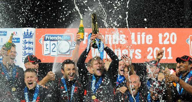 Leicestershire: defending t20 champs