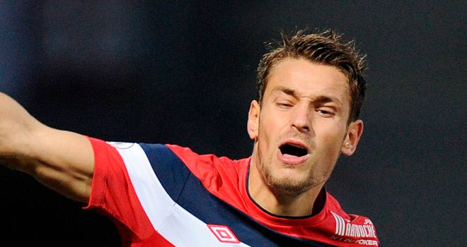 Debuchy: Hoping to make his international bow