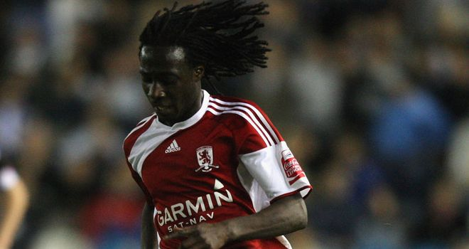 Emnes: Boro boss Mowbray insists the striker is not for sale after scoring seven goals in seven games