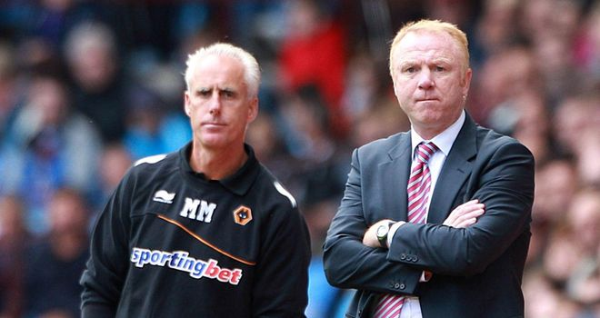 McLeish: Was frustrated at Villa's lack of opportunities but praised McCarthy's tactics