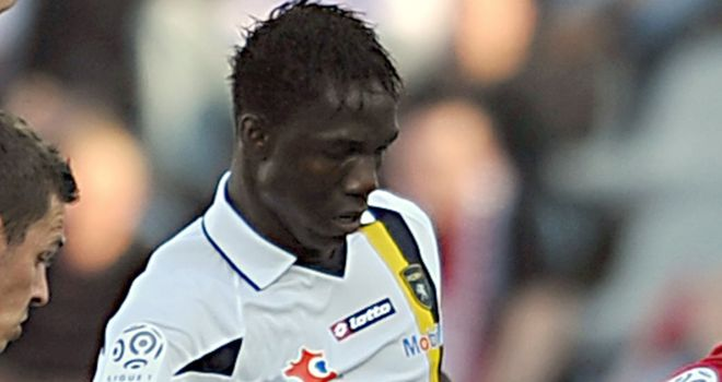 Maiga: Staying at Sochaux