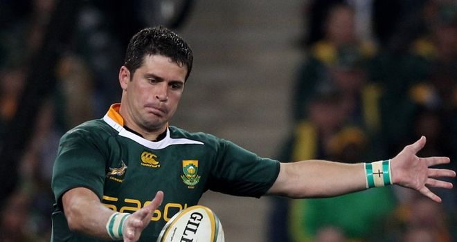 Steyn: Big threat to Wales