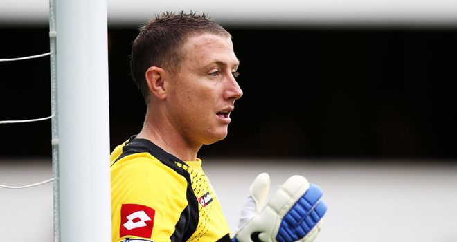 Paddy Kenny: Set to sign a three-year deal at Leeds after QPR agreed a deal for him