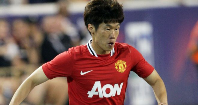 Ji-sung Park: The South Korean winger feels Manchester United are hitting form just at the right time