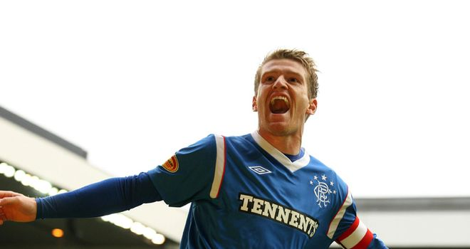 Steven Davis: Wants last week's victory at Hearts to be the start of another winning run for Rangers