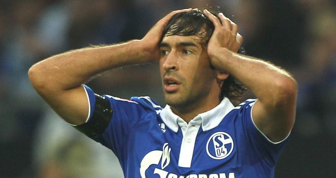 Raul: Not going to Blackburn after pledging to stay at Schalke