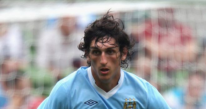 Stefan Savic: Happy at Manchester City and not looking to move on
