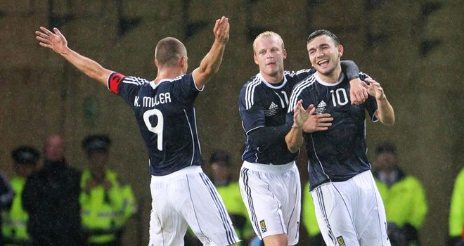Robert Snodgrass: Believes moving south of the border is improving Scottish players