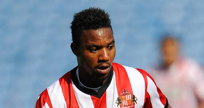 Stephane Sessegnon: Black believes Sunderland are again seeing the best of talented player