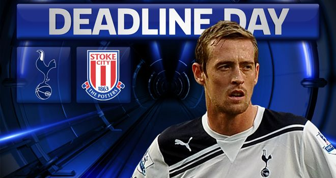 Crouch: Ready to sign once he gets the green light