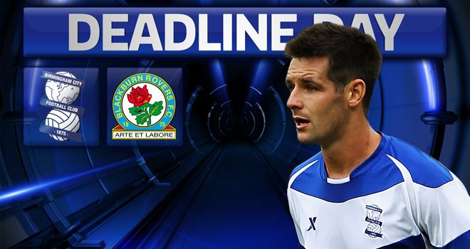 Dann: Completed his move to Blackburn from Birmingham
