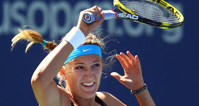 Victoria Azarenka: Will join Wozniacki and Kvitova in Sydney