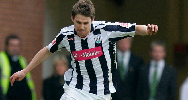 Gera: Looking to make his first appearance for West Brom this Sunday