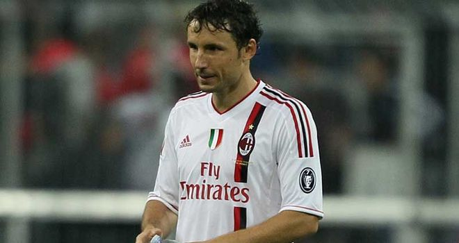 Mark van Bommel: Set to be become a free agent at the end of the season