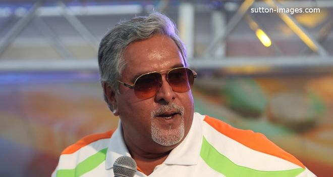 Vijay Mallya: Warning for his team