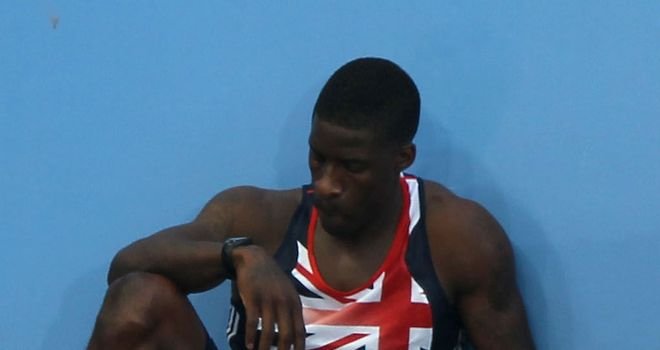 Dwain Chambers: Allowed to compete in Olympics