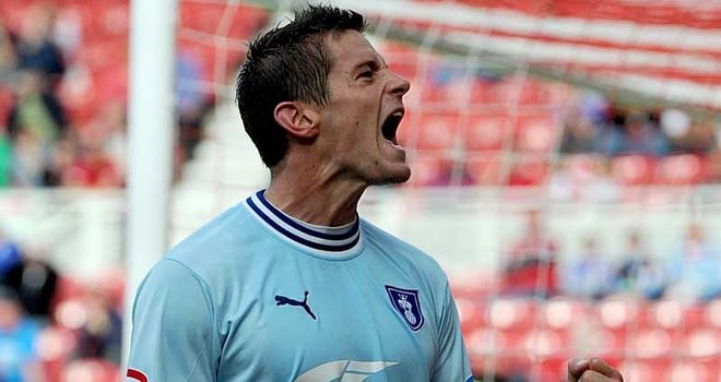 Jutkiewicz: Thorn believes striker will one day seal Premier League return