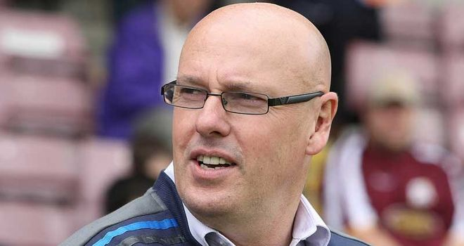McDermott: Urges troops to look to the future and not dwell on Wembley disappointment