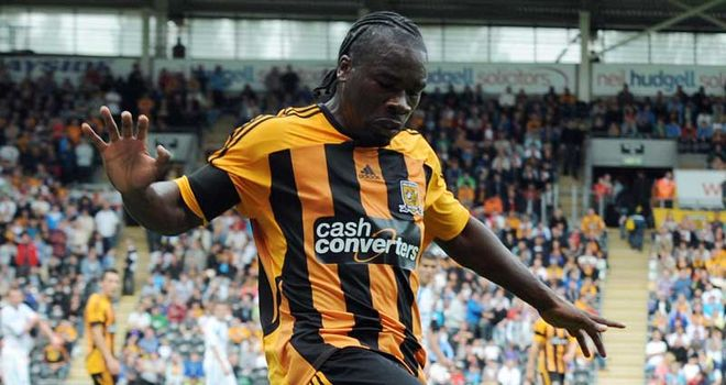 Mclean: Earned the praise of his manager after scoring Hull's winner against his former club