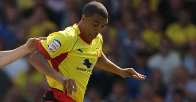 Troy Deeney: Netted the winning goal for Hornets