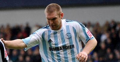 Jake Buxton: Comes back into the reckoning for Derby