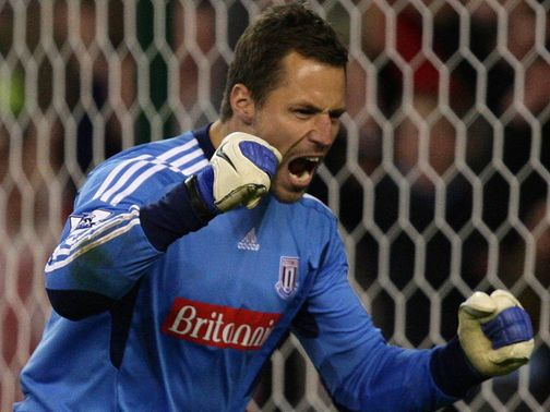 Thomas Sorensen: Wants Stoke to bounce back
