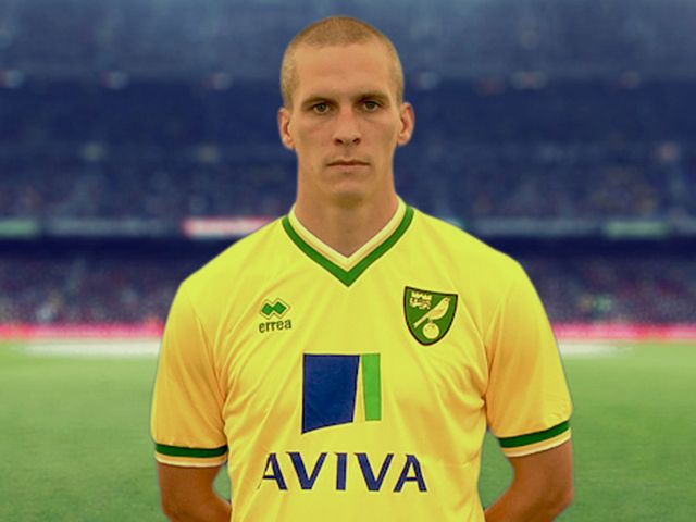 Steve Morison
