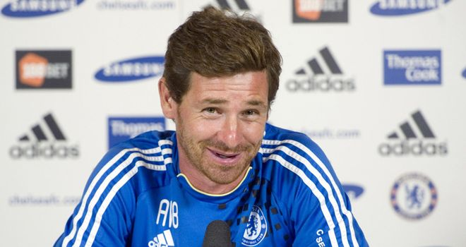 Andre Villas-Boas: Big fan of Kevin de Bruyne