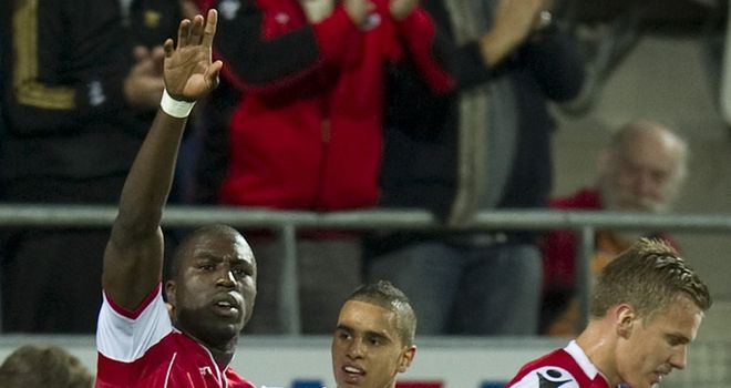 Altidore: On target for AZ in their impressive victory over Malmo