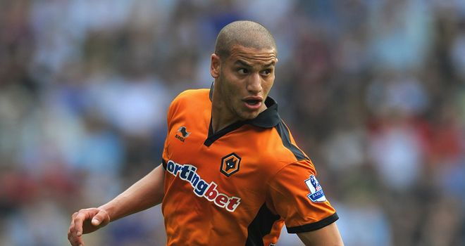 Adlene Guedioura: Wolves midfielder confident fans will be behind boss Mick McCarthy