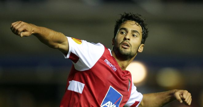 Helder Barbosa: The Braga winger could be heading to Celtic