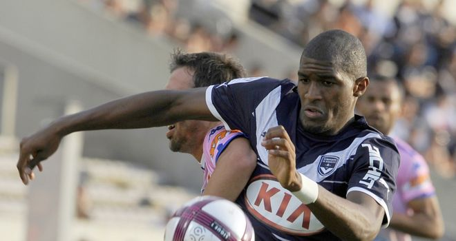 Anthony Modeste: Bordeaux striker will spend the rest of the season with Blackburn