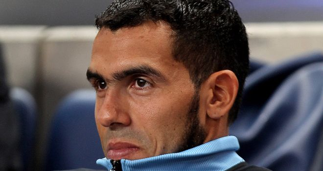 Tevez: Madrid move is unlikely, says Guillem
