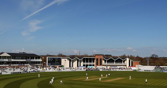 Chester-le-Street: handed Ashes Test debut in 2013