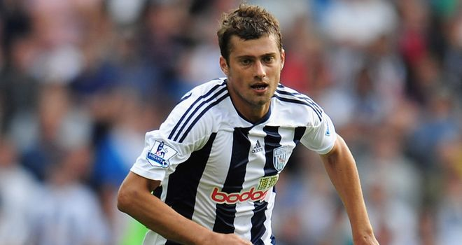 Gabriel Tamas: Baggies defender wants to stay with the Premier League outfit