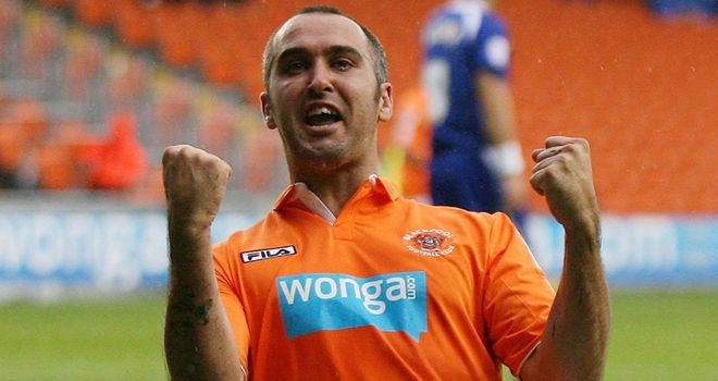 Gary Taylor-Fletcher: Signed for Leicester
