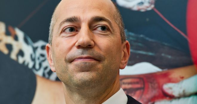 Ivan Gazidis: Claims Arsenal provide the perfect model for clubs to become self-sustaining