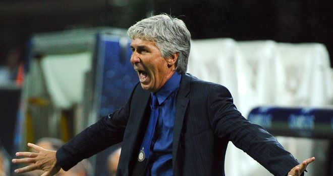 Gian Piero Gasperini: Signed a three-year deal at Genoa